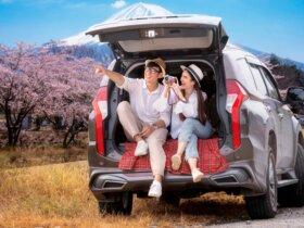 Cách thuê xe ô tô tự lái ở Nhật Bản